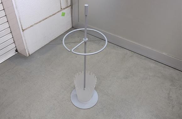 アウトレット家具限定1台:レインラック(白)
