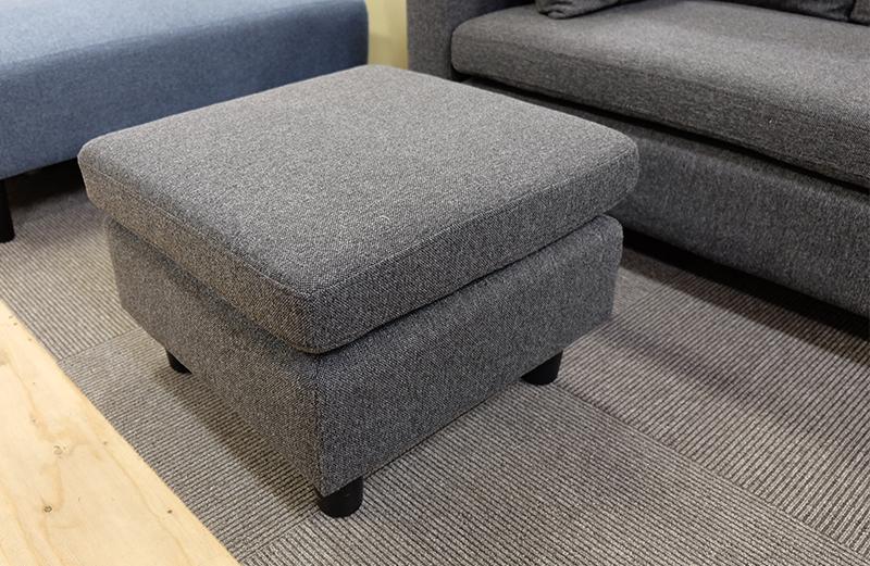 アウトレット家具限定1台:カウチソファー