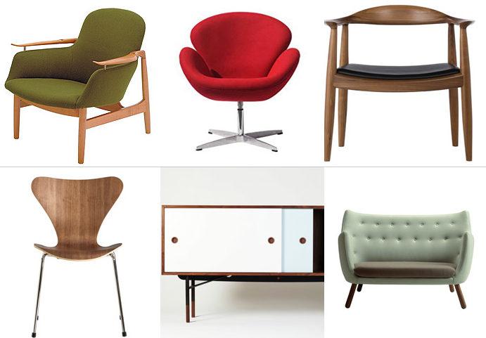 北欧家具の魅力と日本の北欧ブランドをご紹介します