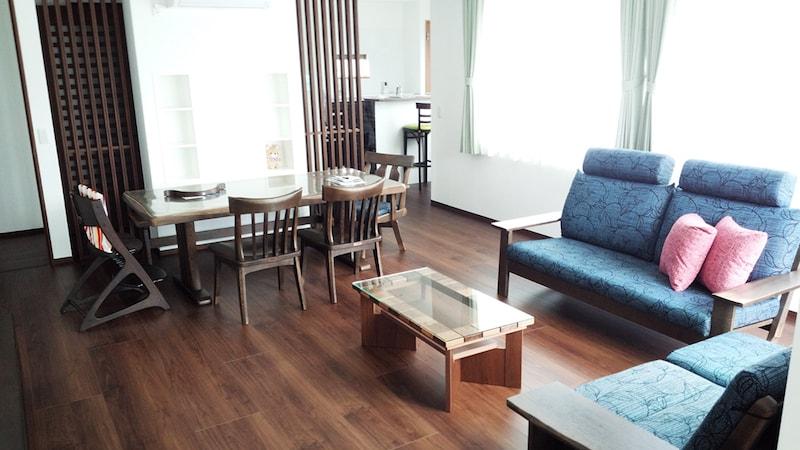 家具の設置事例s様宅