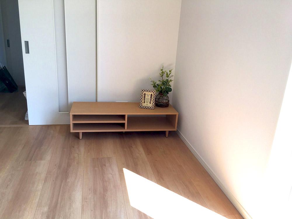 お客様への家具納品事例 富士川町S様邸