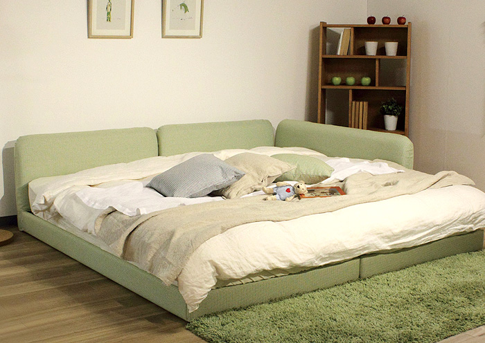 ハグミルベッド