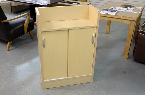 アウトレット家具限定1台:カウンター下収納