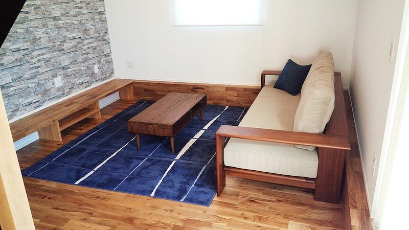 家具の設置事例h様宅