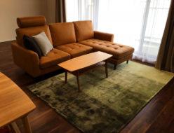 お客様への家具納品事例 甲府市市T様邸