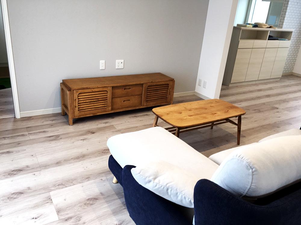 甲府市F様邸への家具納品事例
