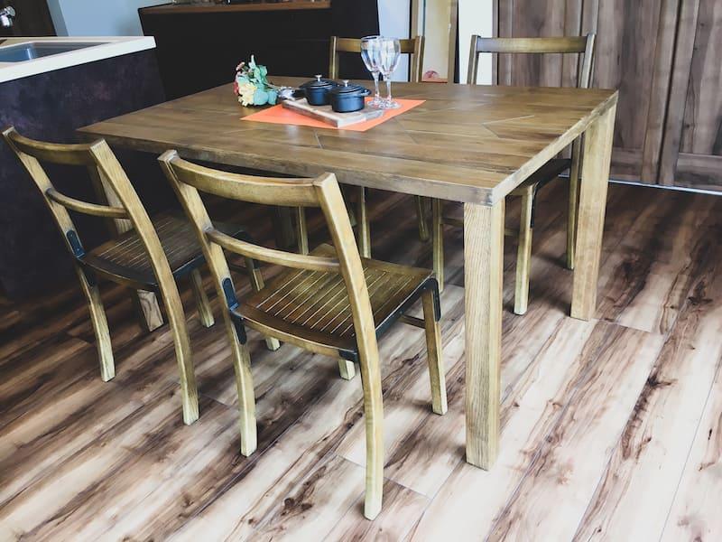 お客様へ家具を納品させていただきました PART16>甲府市のG様のご自宅です
