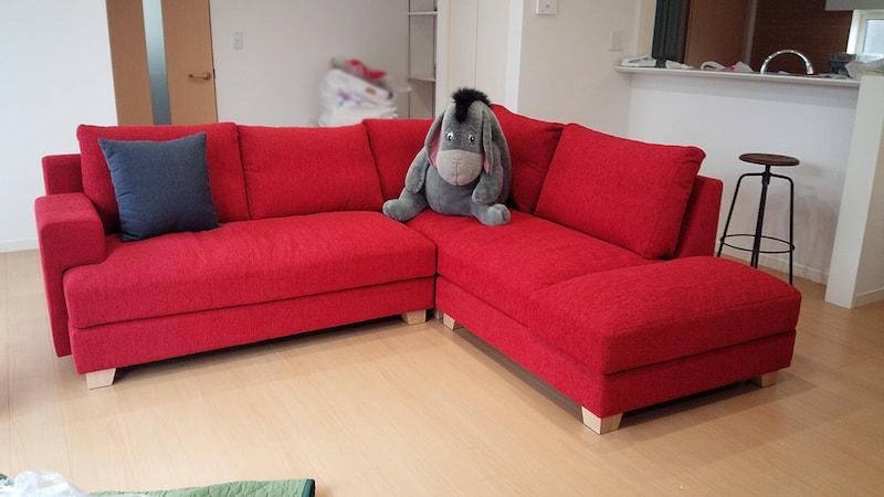 家具の設置事例j様宅