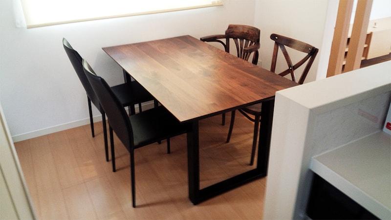 甲府市i様邸へ納品した家具