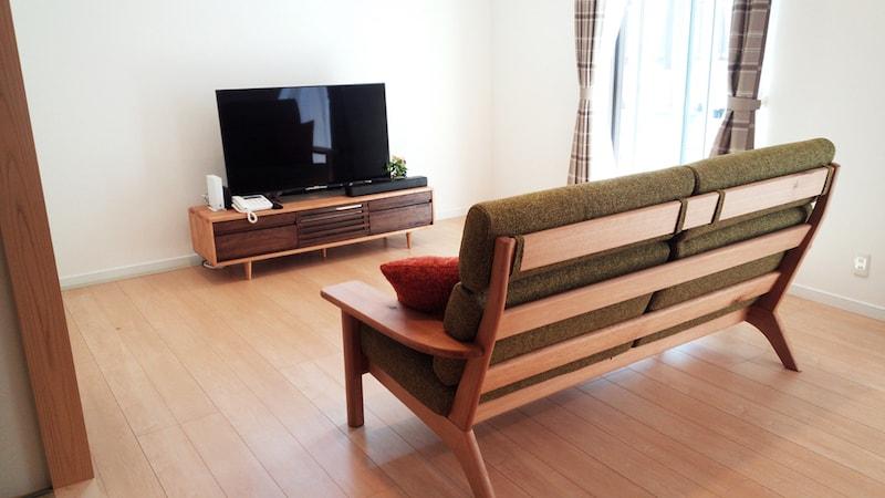家具の設置事例k様宅
