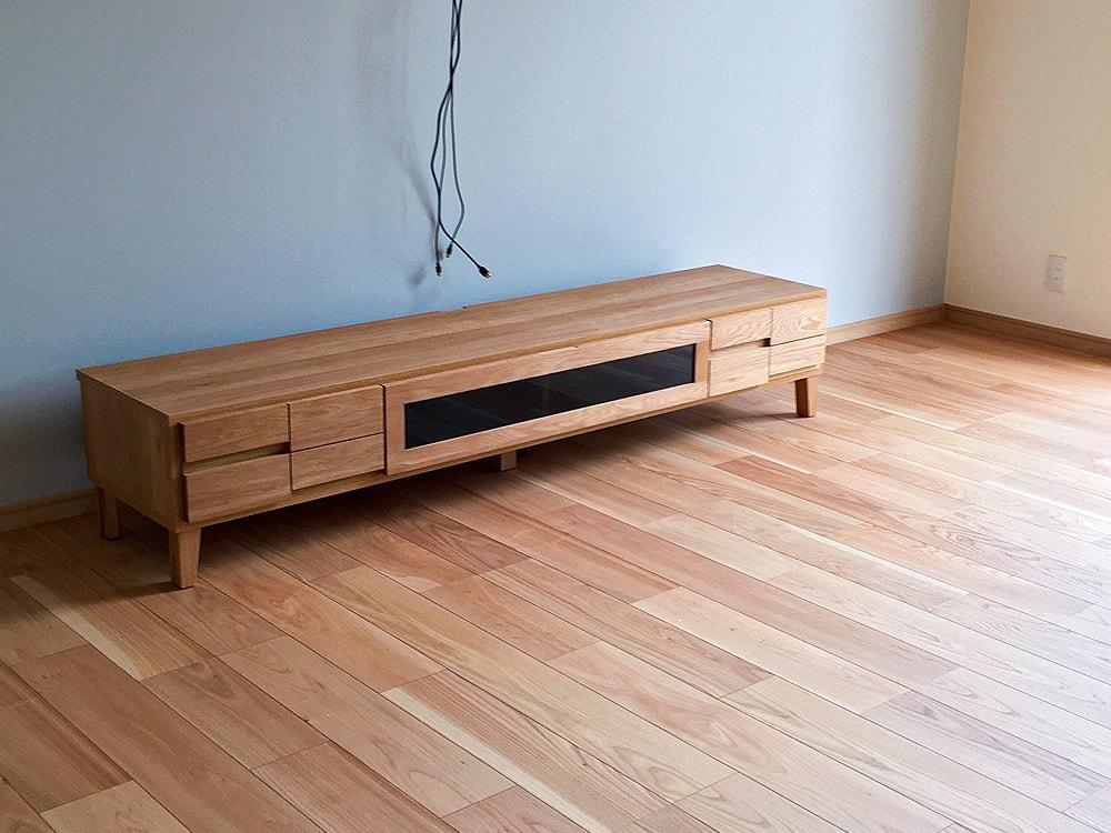 家具の納品事例をご紹介します。