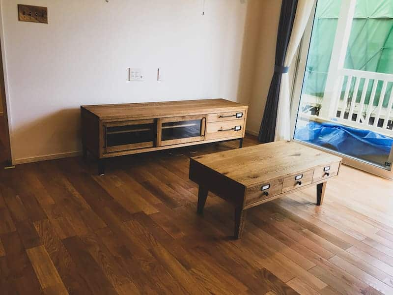 お客様へ家具を納品させていただきました PART16>甲府市のW様邸です。