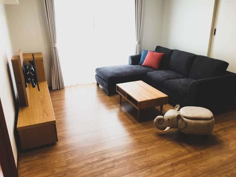 お客様へ家具を納品させていただきました PART16>甲州市のF様邸です。