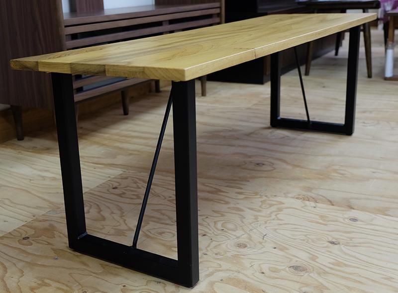 アウトレット家具限定1台:天然木センターテーブル