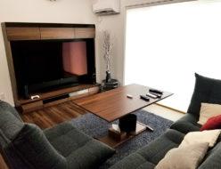 南アルプス市N様邸への家具納品事例