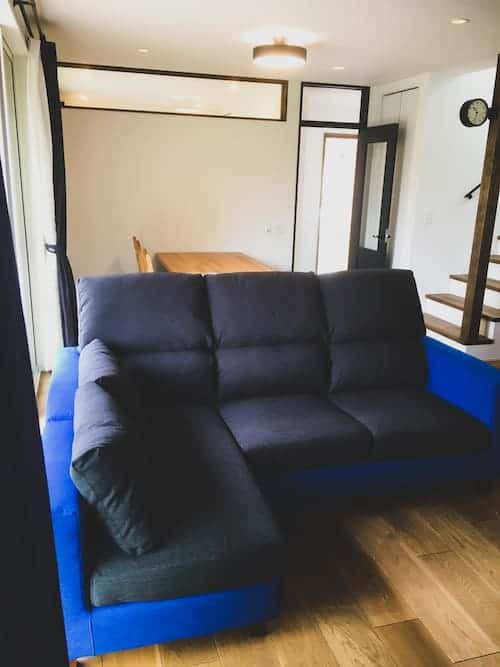 お客様へ家具を納品させていただきました PART16>韮崎市のN様邸です。
