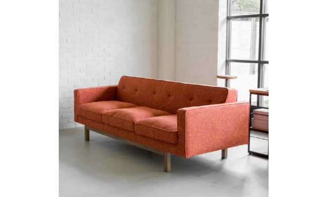 CRUSH CRASH PROJECT  COOPER SOFA