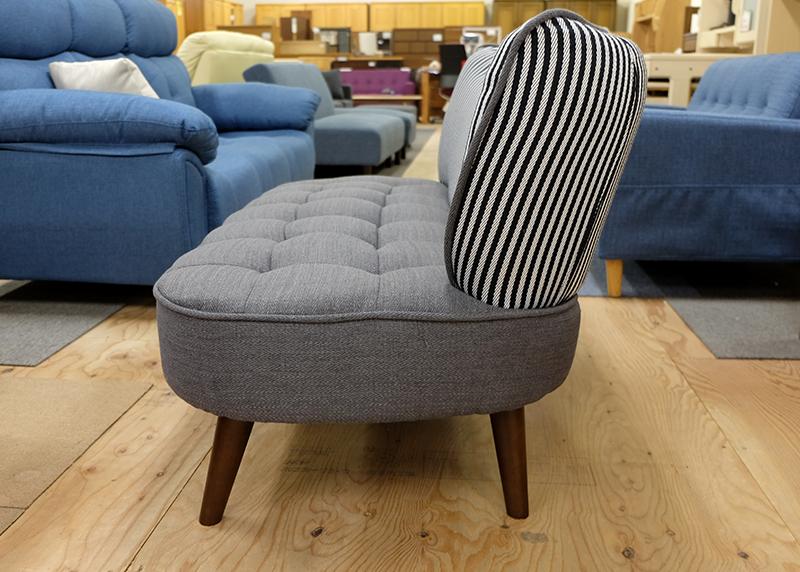アウトレット家具限定1台:2人掛けソファー