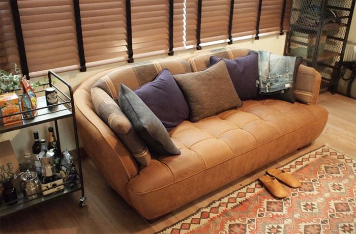 tabuのソファー