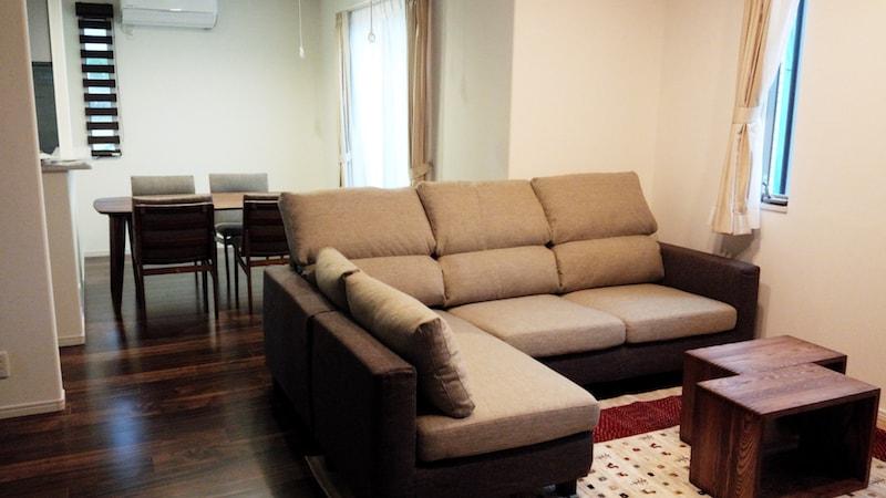 家具の設置事例y様宅