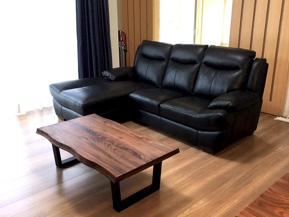 富士吉田市K様邸への家具納品事例